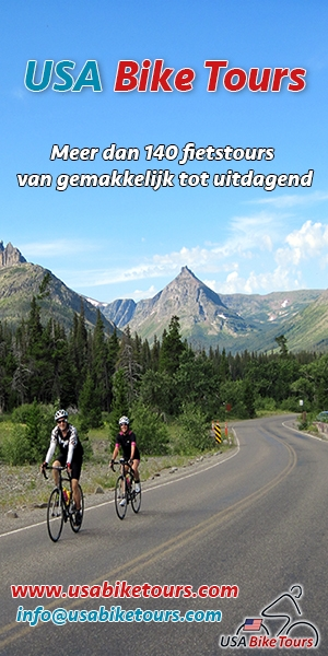 Naar de site USA Bike Tours