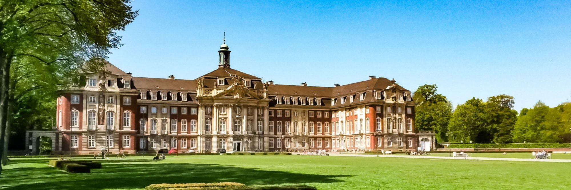 headerfoto kastelenroute Münster Schloss