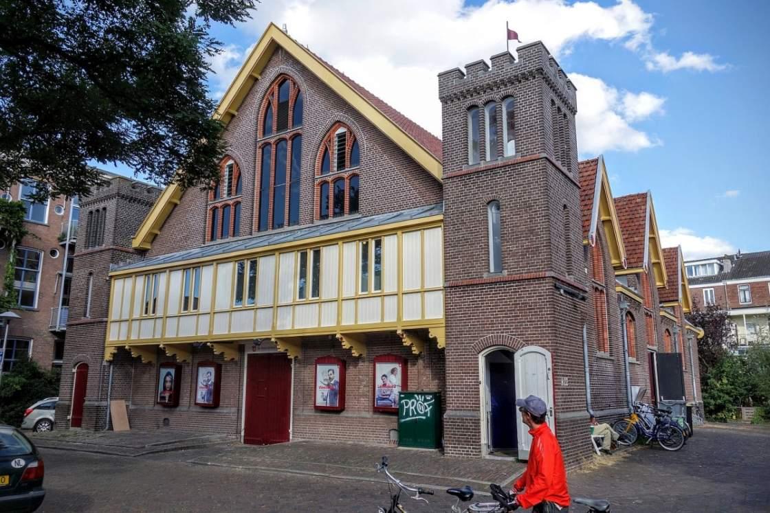Foto van Stefan Maas voor theater De Paardenkathedraal in Utrecht